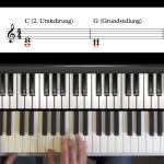 Bildschirmfoto Pianotutorials